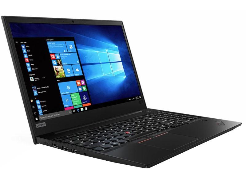 Ноутбук Lenovo ThinkPad E580 20KS001RRT (Intel Core i7-8550U 1.8 GHz/8192Mb/256Gb SSD/AMD Radeon RX550 2048Mb/Wi-Fi/Bluetooth/Cam/15.6/1920x1080/Windows 10 64-bit)