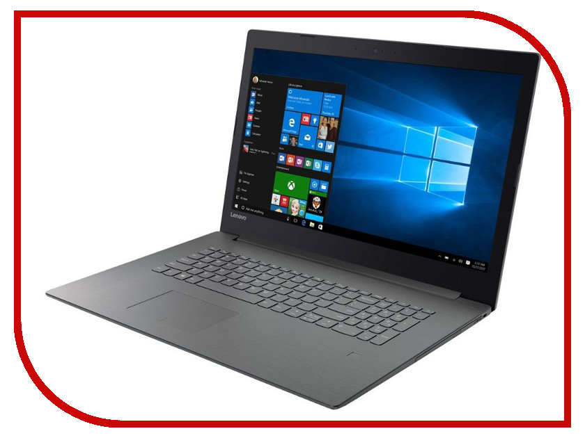 Ноутбук Lenovo V320-17IKBR Grey 81CN000ARU (Intel Core i7-8550U 1.8 GHz/8192Mb/256Gb SSD/DVD-RW/nVidia GeForce MX150 2048Mb/Wi-Fi/Bluetooth/Cam/17.3/1920x1080/Windows 10 Pro 64-bit) ноутбук lenovo v320 17ikb r core i5 8250u 8gb 256gb ssd 17 3 dvd win10pro gray