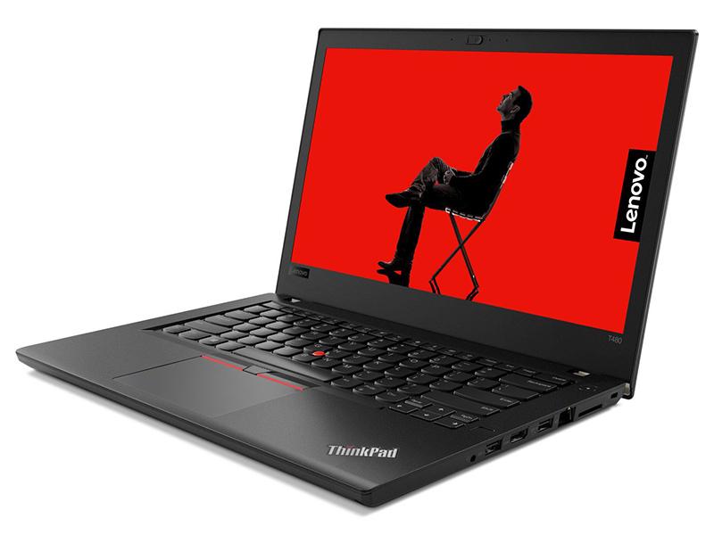 Ноутбук Lenovo ThinkPad T480 20L50005RT (Intel Core i7-8550U 1.8 GHz/8192Mb/1000Gb + 16Gb SSD/No ODD/nVidia GeForce MX150 2048Mb/Wi-Fi/Bluetooth/Cam/14.0/1920x1080/Windows 10 64-bit) моноблок lenovo ideacentre aio 520s 23iku f0cu002ark intel core i7 7500u 2 7 ghz 8192mb 256gb ssd dvd rw nvidia geforce 930a 2048mb wi fi bluetooth cam 23 0 1920x1080 windows 10 64 bit