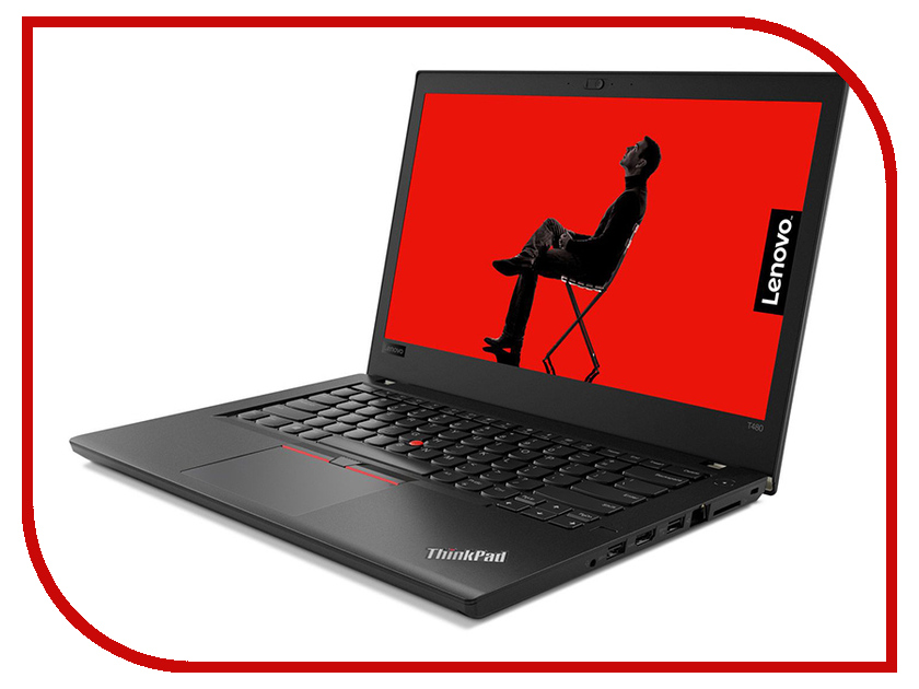 Ноутбук Lenovo ThinkPad T480 20L50007RT (Intel Core i7-8550U 1.8 GHz/8192Mb/256Gb SSD/Intel HD Graphics/LTE/Wi-Fi/Cam/14.0/1920x1080/Windows 10 64-bit) 28wh new laptop battery for lenovo thinkpad x1 helix tablet pc 45n1100 45n1101 41cp3 71 90