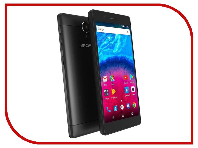Сотовый телефон Archos Core 50 Lite сотовый телефон archos 55 cobalt plus dark grey