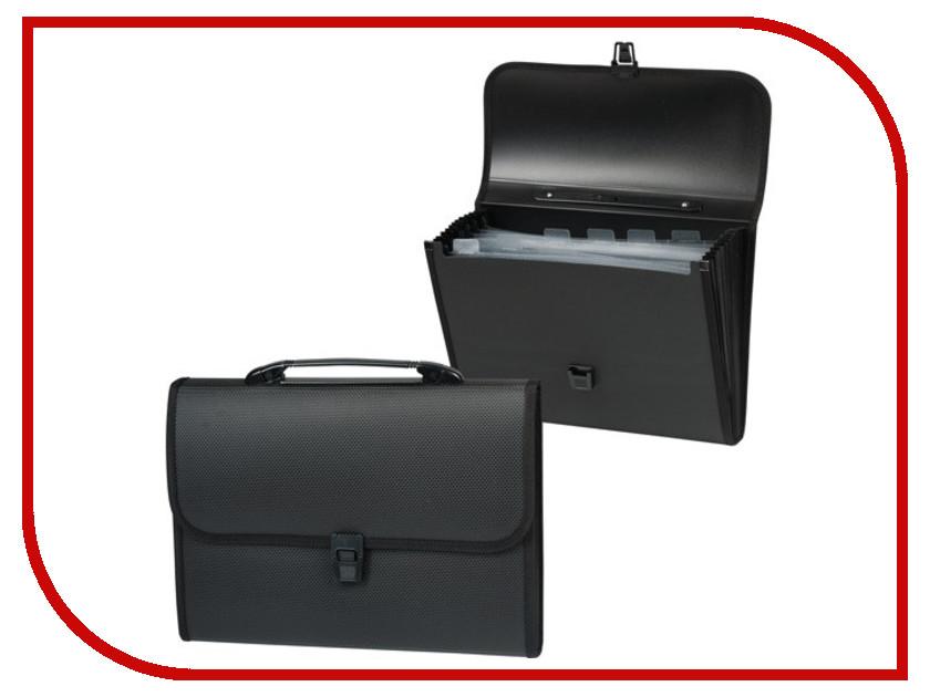 Папка Staff Black 221206 staff папка регистратор цвет черный 224615