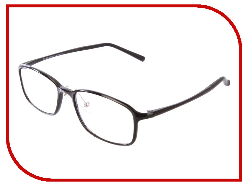 Очки компьютерные Xiaomi Turok Steinhardt TS Anti-Blue Glasses stylish anti radiation anti fatigue resin lens glasses black red