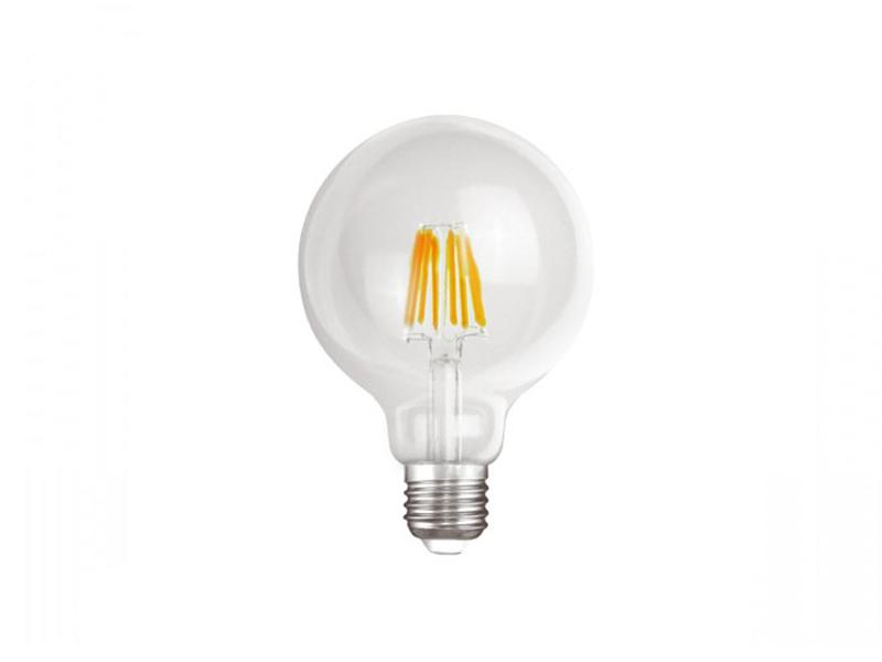 Лампочка Camelion E27 10W 220V 4500K 1100Lm LED10-G95-FL/845/E27 13232