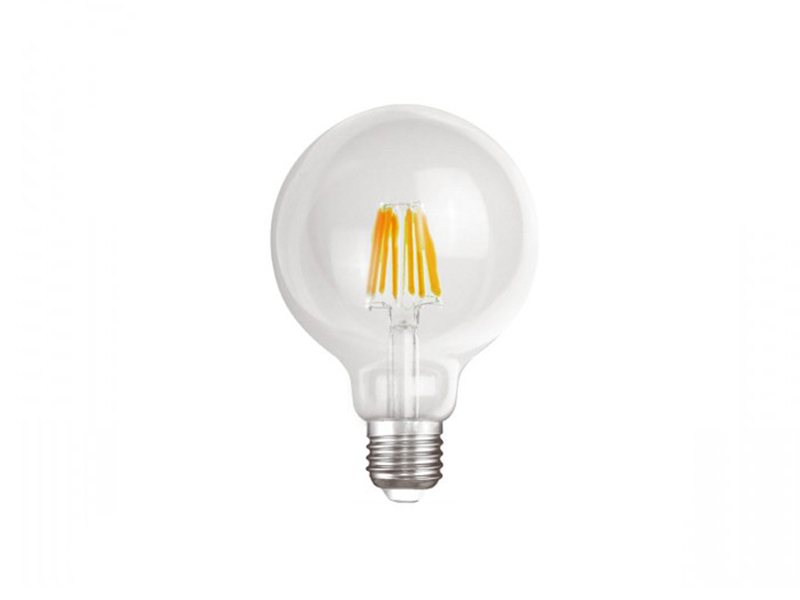 Лампочка Camelion E27 10W 220V 3000K 1040Lm LED10-G95-FL/830/E27 13225