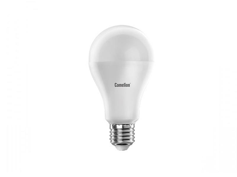 цена Лампочка Camelion E27 17W 220V 3000K 1470Lm LED17-A65/830/E27 12308 онлайн в 2017 году