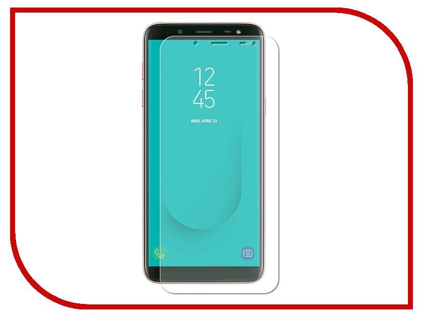 Аксессуар Защитное стекло для Samsung Galaxy J6 LuxCase 0.33mm 82465 аксессуар защитное стекло для samsung galaxy j7 2017 luxcase 0 33mm 82233