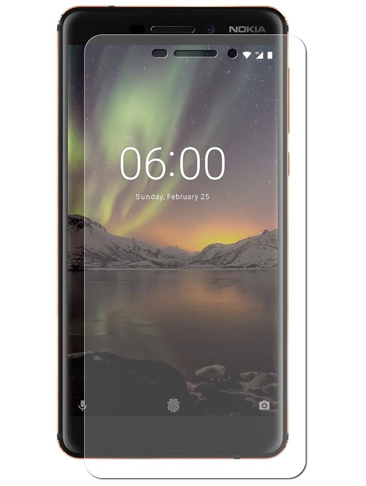 Аксессуар Защитное стекло LuxCase для Nokia 6.1 2018 0.33mm 82418