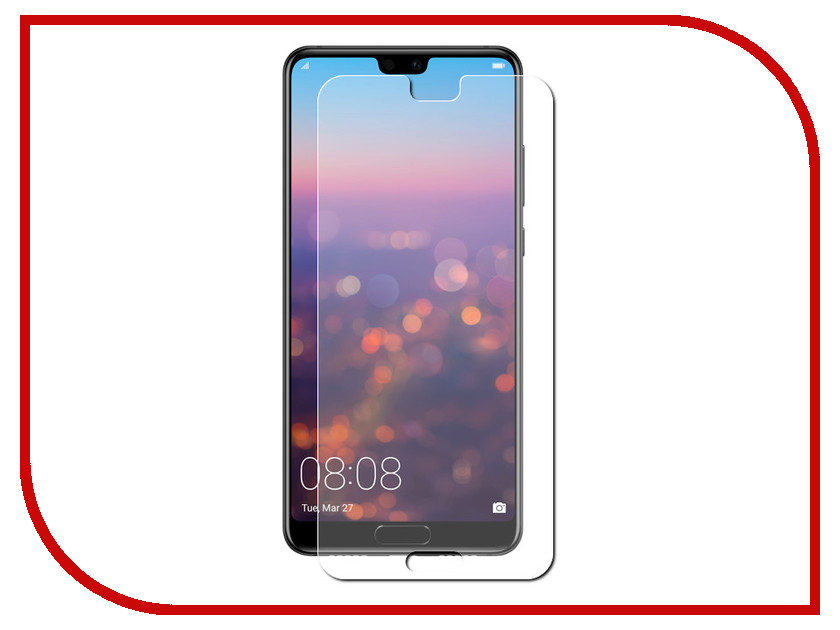 Аксессуар Защитное стекло для Huawei P20 LuxCase 0.33mm 82453 аксессуар защитное стекло sony xperia xa1 luxcase 0 33mm 82170