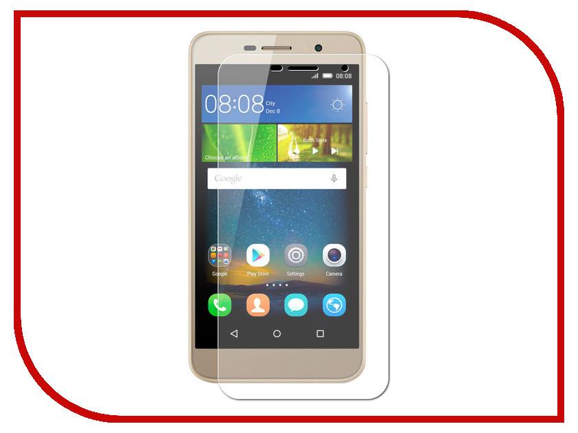 Аксессуар Защитное стекло для Huawei Honor 4C Pro LuxCase 0.33mm 82074 mooncase синтез пу кошелек флип карты отойти кожаный чехол для huawei honor 4c белый