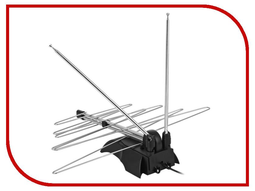 Антенна Дельта К331А.03 12V тв антенна дельта к331а 03 комнатная с усилителем черная