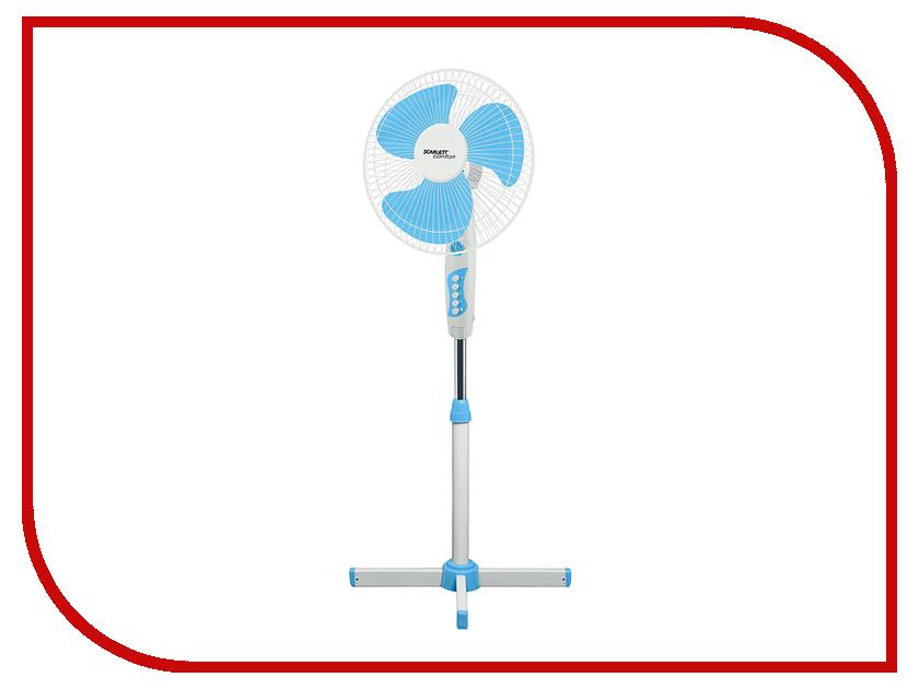 Вентилятор Scarlett SC-SF111B06 White цена
