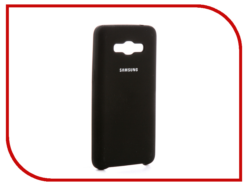 Аксессуар Чехол для Samsung Galaxy J2 Prime G532F 2016 Innovation Silicone Black 10658 аксессуар чехол samsung galaxy j2 prime g532f gecko black gg f sgj2prime bl