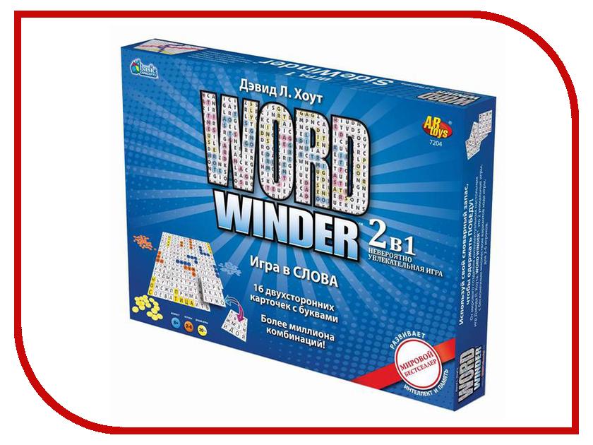 Настольная игра ABtoys Word Winder 7204ПЦ