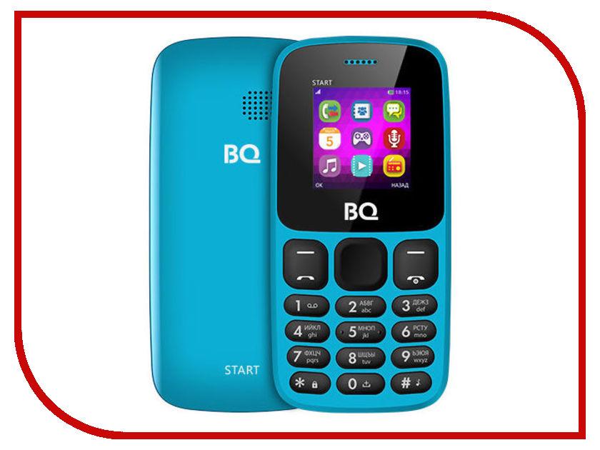 Сотовый телефон BQ 1413 Start Blue сотовый телефон senseit t100 black