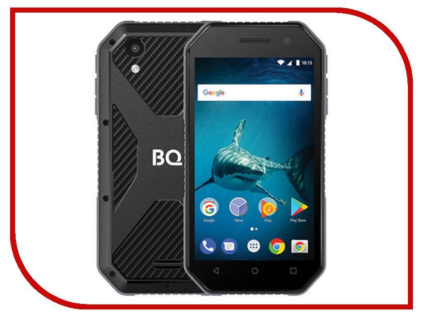 Сотовый телефон BQ 4077 Shark Mini Black сотовый телефон archos sense 55dc 503438