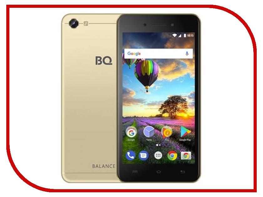 Сотовый телефон BQ BQ-5206L Balance Gold