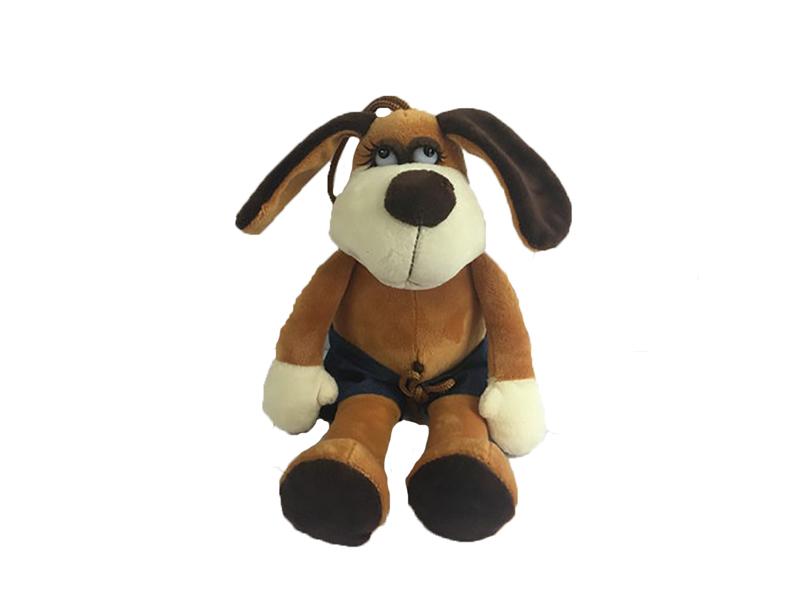 Игрушка ABtoys Собака в шортах 18cm YSL18774