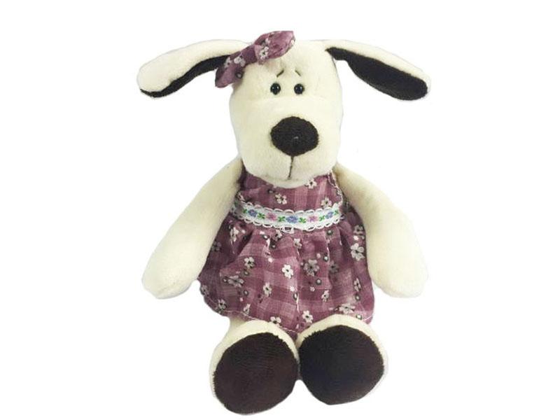 Игрушка ABtoys Собака в платье 16cm YSL18674