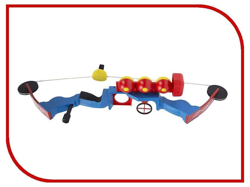 Игрушка ABtoys Лук с прицелом S-00052/S-00053 abtoys abtoys лук игрушка с прицелом с 3 мя мягкими снарядами