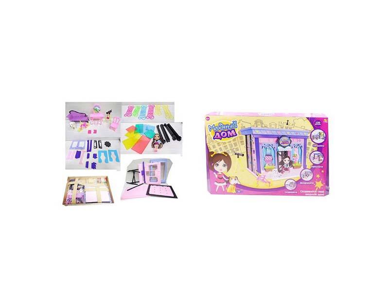 Кукольный домик ABtoys Модный дом PT-00847