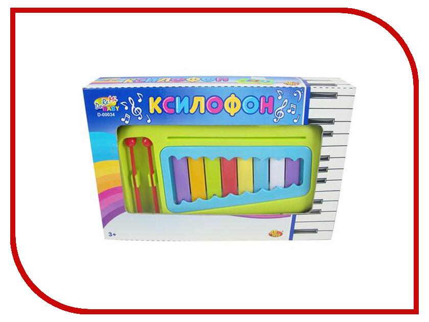 Детский музыкальный инструмент ABtoys Ксилофон D-00034 музыкальные инструменты smoby музыкальный инструмент ксилофон