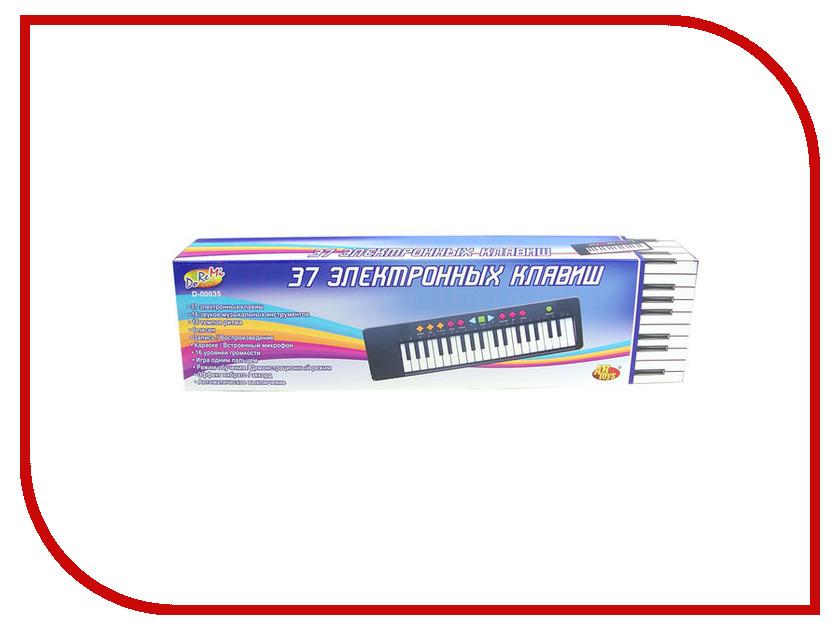 Детский музыкальный инструмент ABtoys Синтезатор D-00035