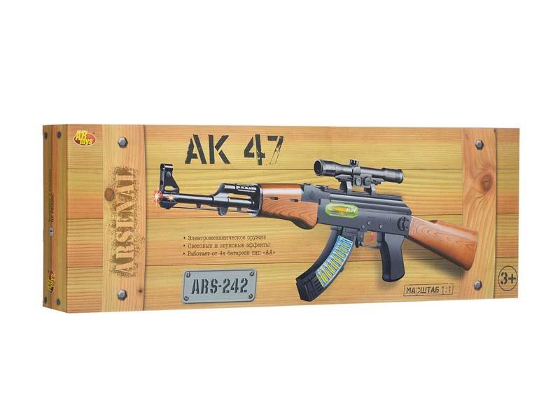 Игрушка ABtoys АК-47 ARS-242