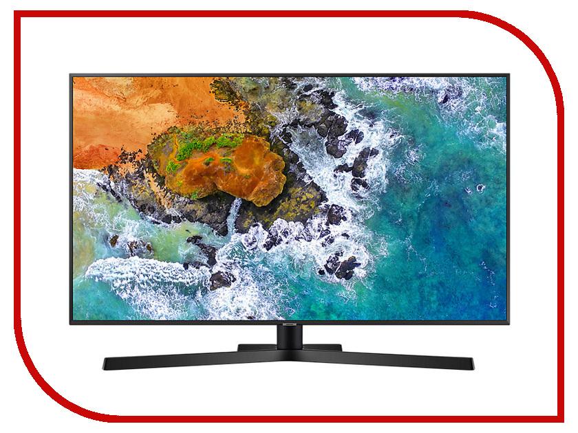 Телевизор Samsung UE43NU7400UXRU телевизор samsung ue43nu7400uxru черный