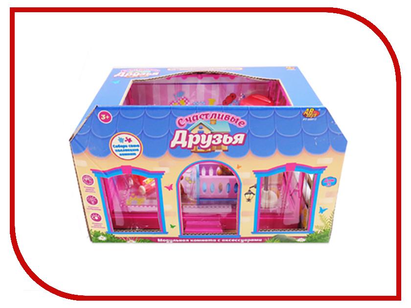 Кукольный домик ABtoys Счастливые друзья PT-00912