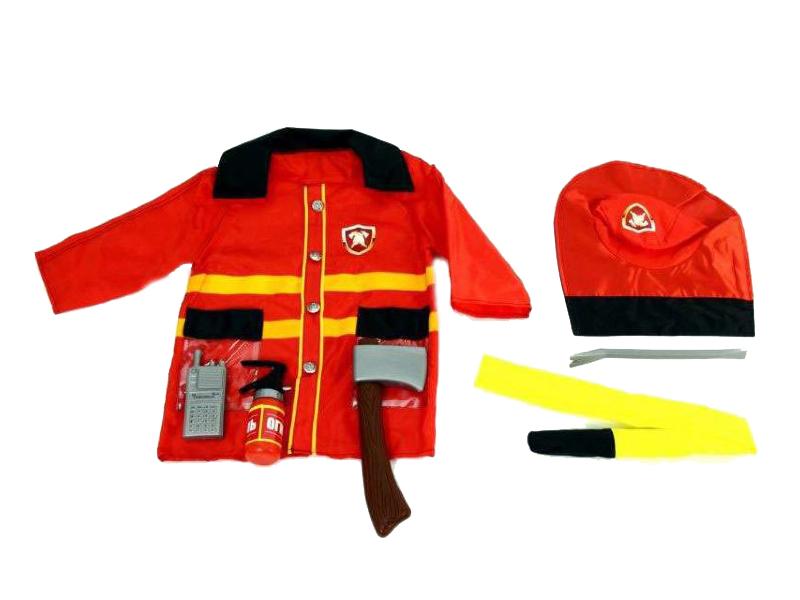 Игровой набор ABtoys Форма пожарного PT-00779
