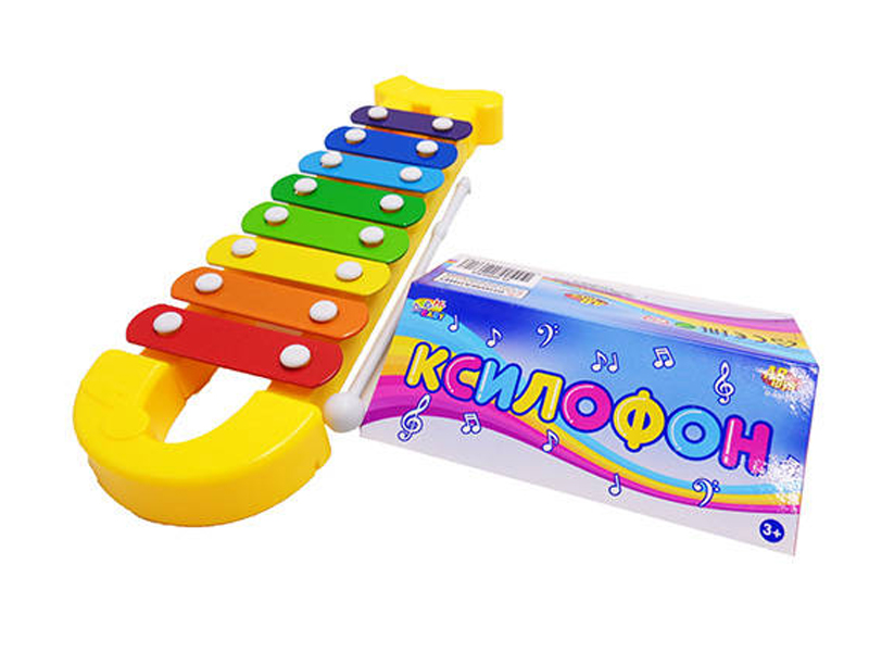 Детский музыкальный инструмент ABtoys DoReMi D-00052