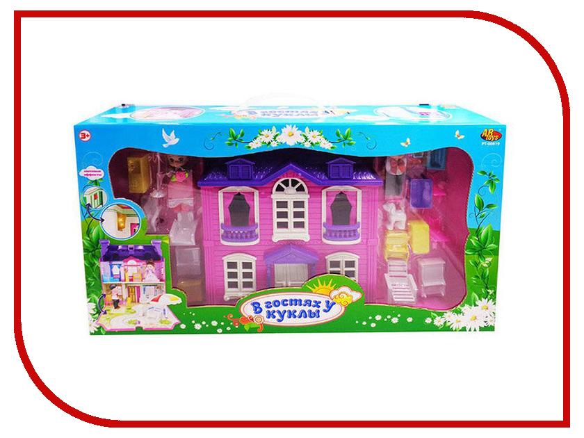 Кукольный домик ABtoys В гостях у куклы PT-00819