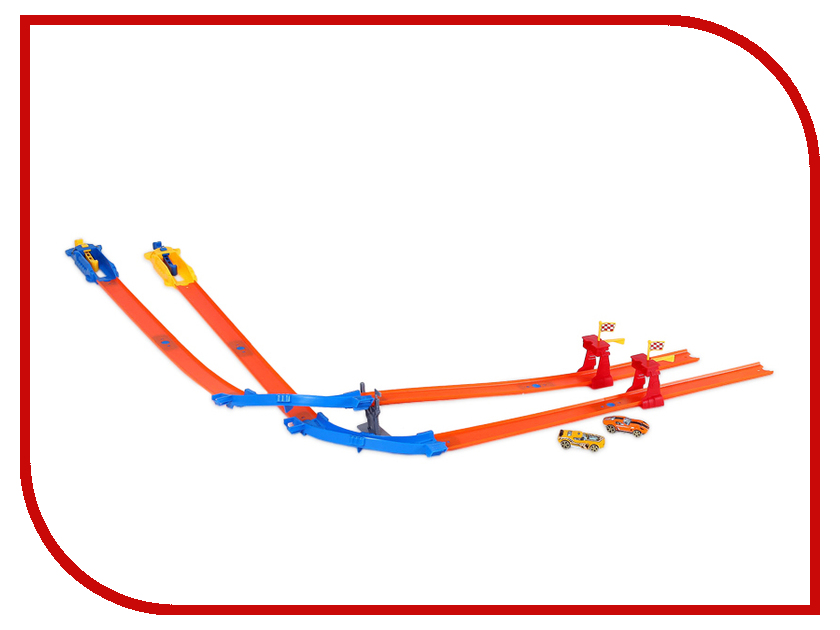 Автотрек ABtoys Супер Гонщик C-00230 abtoys железная дорога супер гонщик c 00212