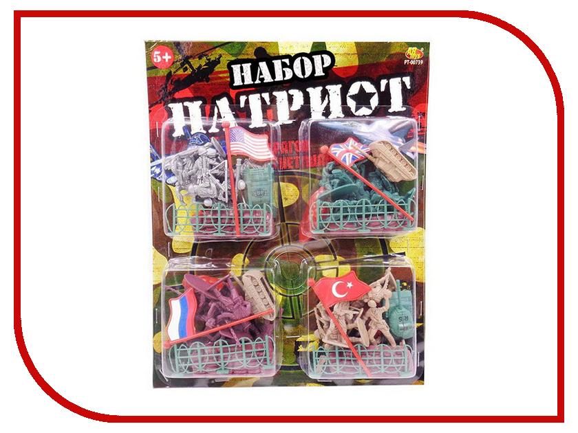 Игра ABtoys Патриот PT-00739 игра abtoys калейдоскоп pt 00284