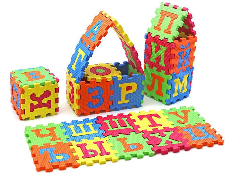 Развивающий коврик ABtoys Буквы PT-00823