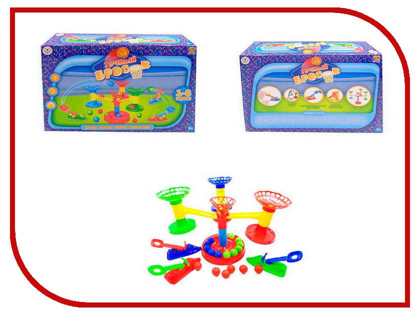 Настольная игра ABtoys Точный бросок PT-00762 настольная игра abtoys торт в лицо pt 00650
