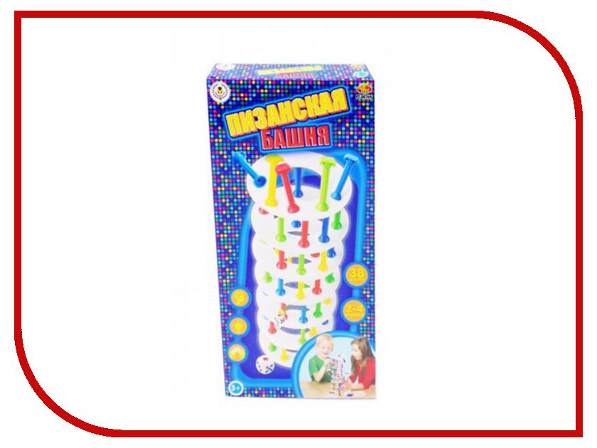 Настольная игра ABtoys Пизанская башня PT-00769 настольная игра abtoys торт в лицо pt 00650