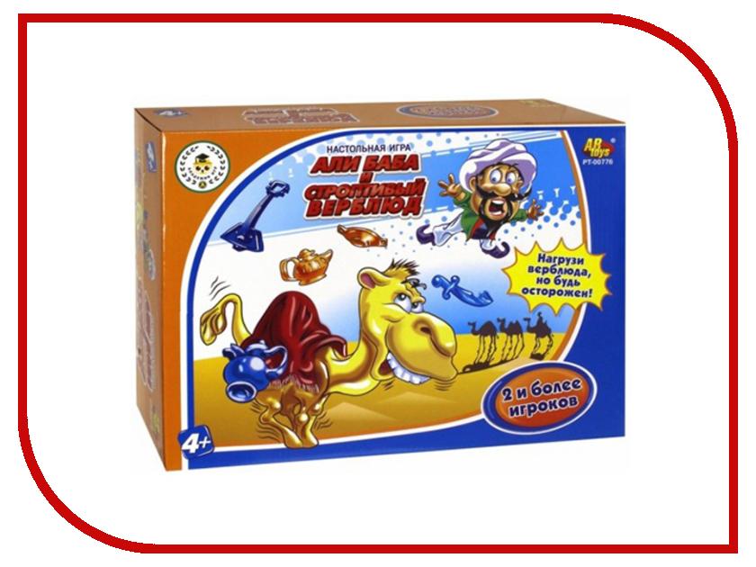 Настольная игра ABtoys Али-Баба и строптивый верблюд PT-00776 настольная игра abtoys торт в лицо pt 00650