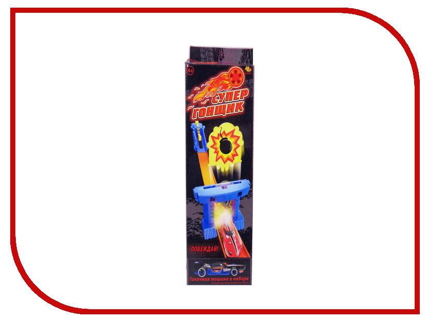 Автотрек ABtoys Супер гонщик - Побеждай! C-00210 abtoys железная дорога супер гонщик c 00212