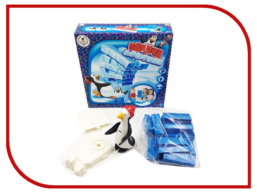 Настольная игра ABtoys Академия игр - Паника в Арктике PT-00763 настольная игра abtoys торт в лицо pt 00650