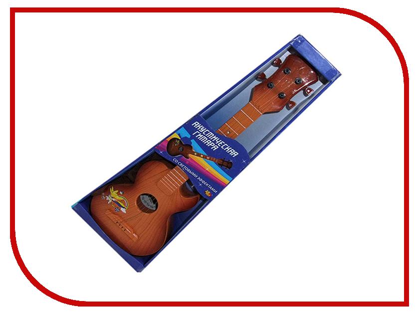 Детский музыкальный инструмент ABtoys Акустическая гитара D-00040
