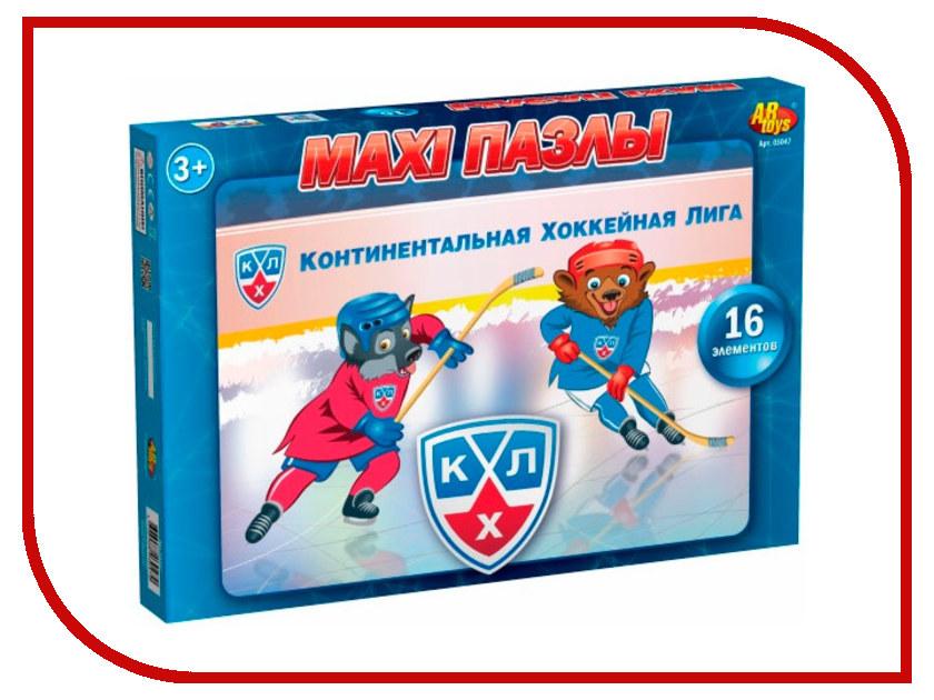 Пазл ABtoys Maxi-пазл КХЛ 03047KHL