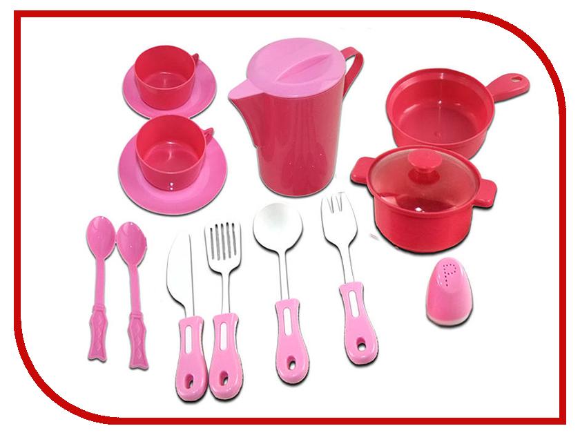 Набор посуды ABtoys Помогаю Маме PT-00326 игра abtoys калейдоскоп pt 00284