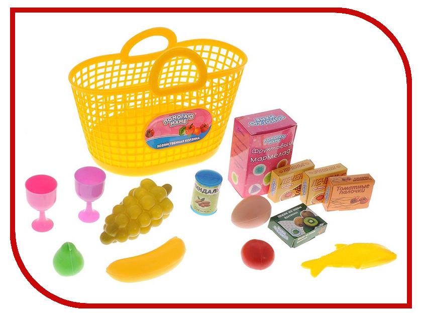 Игра ABtoys Набор продуктов в корзине Помогаю Маме PT-00335