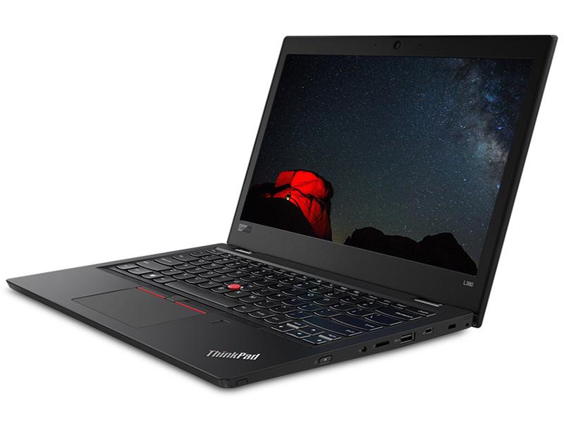 Ноутбук Lenovo ThinkPad L380 Black 20M5001YRT (Intel Core i5-8250U 1.6 GHz/4096Mb/256Gb SSD/Intel HD Graphics/Wi-Fi/Bluetooth/Cam/13.3/1366x768/DOS) ноутбук lenovo thinkpad l380 clam 20m5001yrt