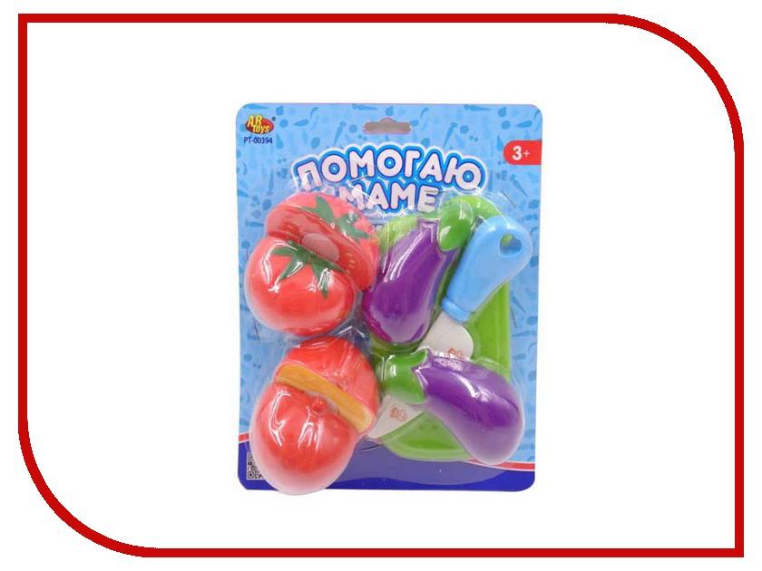 Набор продуктов ABtoys Овощи Помогаю маме PT-00394 игра abtoys калейдоскоп pt 00284