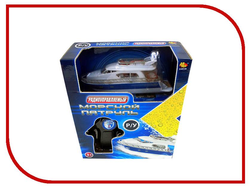 Игрушка ABtoys Катер Морской патруль C-00130 игрушка wow морской патруль сэмми 10322