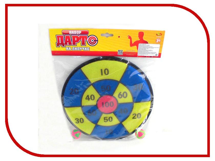 Игрушка ABtoys Дартс на липучке S-00040