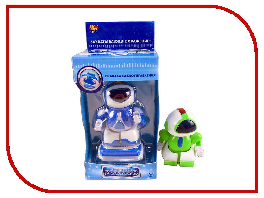 Игрушка ABtoys Сражение роботов C-00134